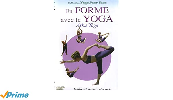 Yoga pour tous - En forme avec le Yoga Francia DVD: Amazon ...