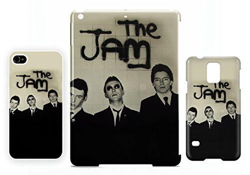 The Jam Line up iPhone 4 / 4S cellulaire cas coque de téléphone cas, couverture de téléphone portable