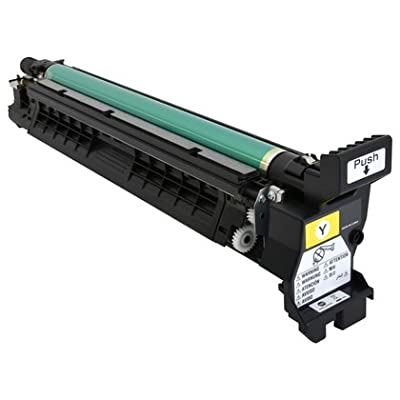 4062301 Genuine Konica Minolta Imaging Unit, 45000 Page-Yield, Yellow, IU210Y