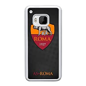 HTC One M9 Cell Phone Case White As Roma Logo YT3RN2542343