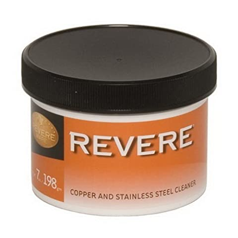 Revere Copper and Stainless Steel Cleaner - Revere Copper Brass