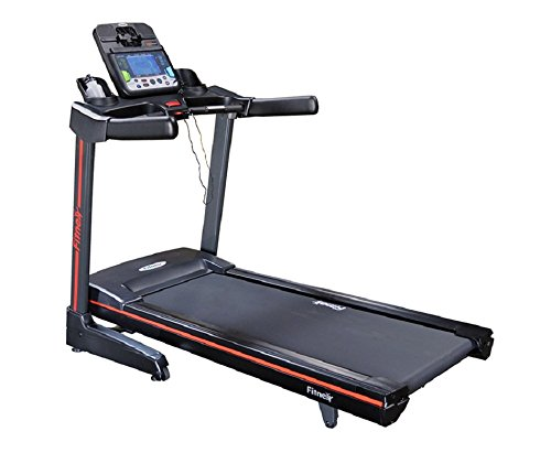 Fitnex T35 Household Foldable Treadmill w/Heart Rate Control
