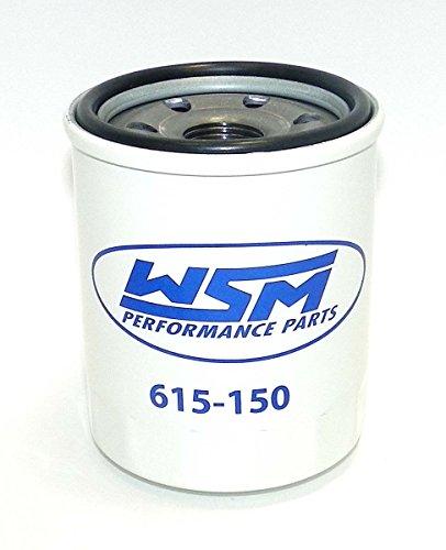 Suzuki Oil Filter 200, 225, 250 Hp DF200, DF225, DF250 All 4 Stroke All Models Before 2007 WSM 615-150 OEM# 16510-93J00