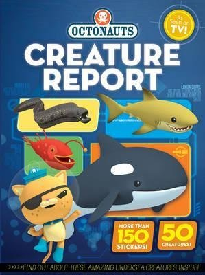 Download [Octonauts Creature Report] (By: Simon & Schuster Childrens Books) [published: October, 2013] pdf epub