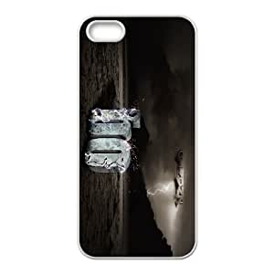 Bohse Onkelz iPhone 4 4s Cell Phone Case White present pp001_9623298