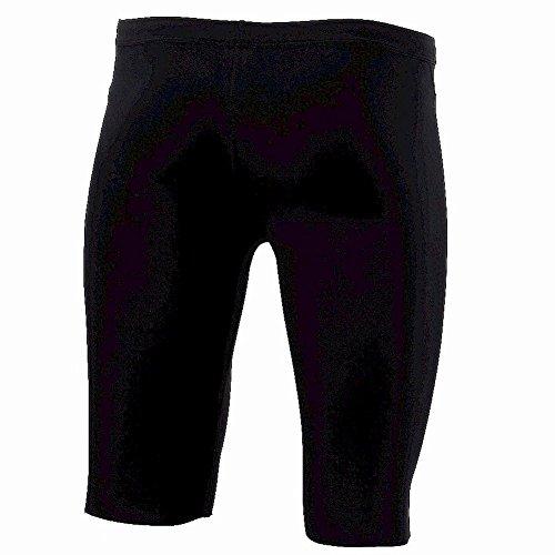 Nike Swim TDSS0060 Mens Hydra Hd3 Mens Jammer, Black-34