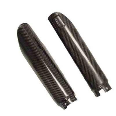 Carbon Fork Guards (LightSpeed Carbon Fiber Fork Guard Set 141-07063)