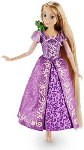 bambola rapunzel disney