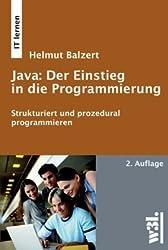 Java: Der Einstieg in die Programmierung, 2. Auflage