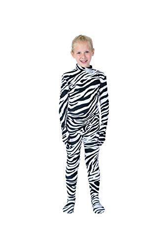 Full Bodysuit Kids Dancewear Solid Color Lycra Spandex