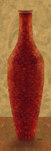 Kristy Goggio - Tunisian Urn I NO LONGER IN PRINT - LAST ONE!!
