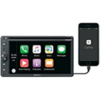 Sony XAV-AX200 6.4 Car Play/Android Auto CD/DVD Receiver with Sirius XM Tuner Included