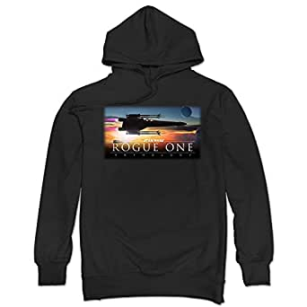Men's Rogue One A Star Wars Story Movie Poster Pullover Hoodies