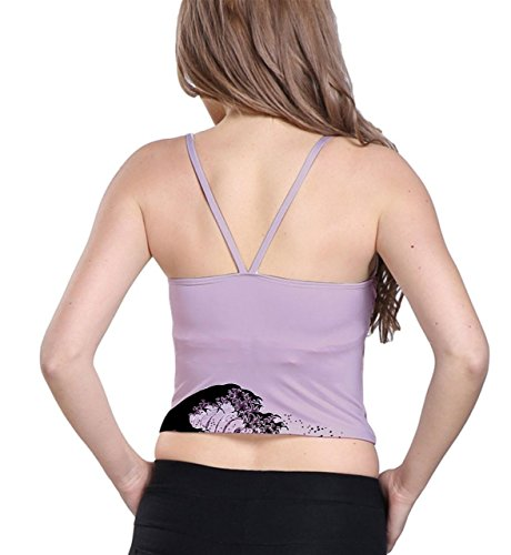 CowCow - Camiseta sin mangas - para mujer Rosa