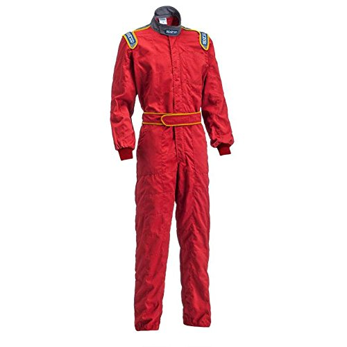 Sparco 002005RS1S Suit Mech Mx5 Red S