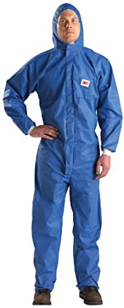 3M 4530 Series Disposable Coveralls