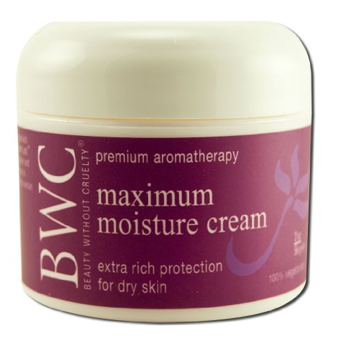 Beauty without Cruelty Maximum Moisture Cream, 2 Ounce