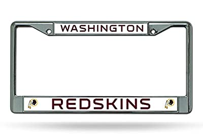 NFL Chrome Plate Frame