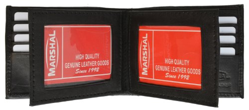 Men's Genuine leather wallet 1852