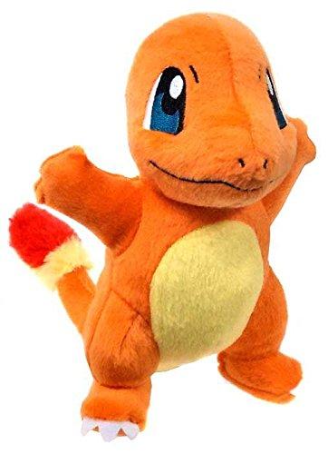 Pokémon Small Plush Charmander by TOMY