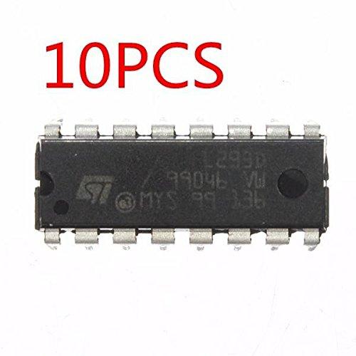 Doradus 10pcs l293d L293 L293B DIP / sop push-pull quatre canaux de commande de moteur ic SKUDO1029698