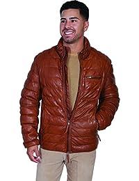 Mens David Very Soft Leather Jacket