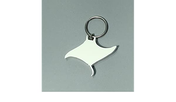 Amazon.com: Manta Ray Gifts Manta Ray Keychain Eco Friendly Gifts for Ocean Lovers: Handmade