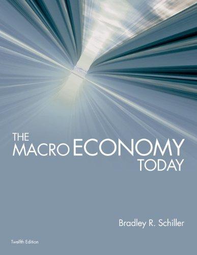 The Macro Economy Today with Connect Plus (McGraw-Hill Economics)