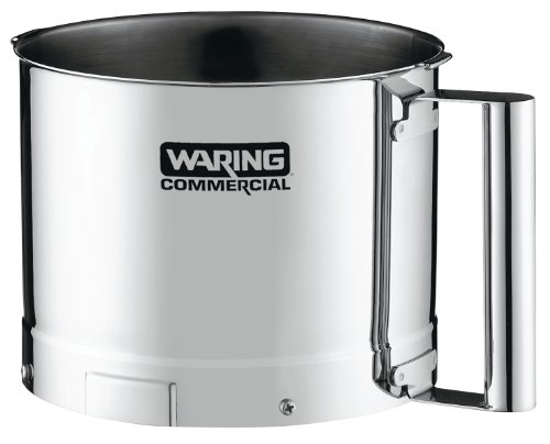 (Waring Commercial DFP10 Food Processor Batch Bowl with Handle)
