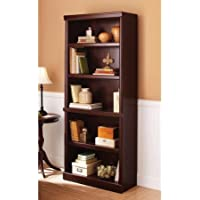 Ashwood Road 5-Shelf Bookcase, Cherry