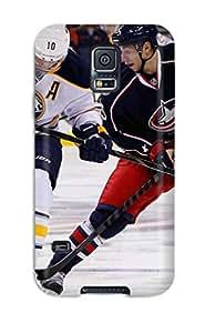 AYzIFoV5976btHBr Case Cover Buffalo Sabres (80) Galaxy S5 Protective Case