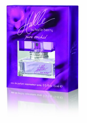 Halle Berry Pure Orchid Eau De Parfum Spray-0.5 oz