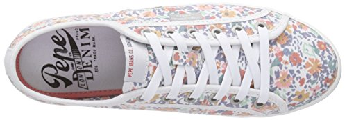 Multicolore Femme Pepe Jeans 325pink Crissy Chaussures Lacées Duffy qzYXrvxw1Y