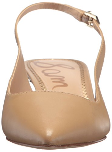 Edelman Pump Nude Sam Women''s Classic Leather Ludlow dfqHxnH8wU