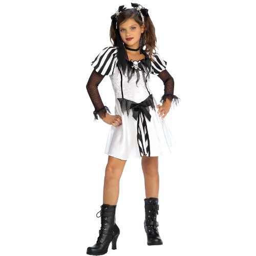 Punky Pirate Child Costumes (Punky Pirate Costume - Large)