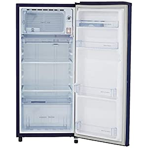 Whirlpool 190 L 3 Star Direct-Cool Single-Door Refrigerator (WDE 205 3S CLS PLUS, Sapphire Fiesta)