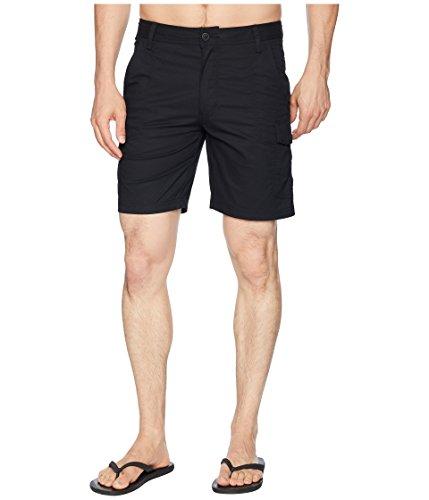 Columbia Mens Boulder Ridge Cargo Shorts  Size 34X8  Black