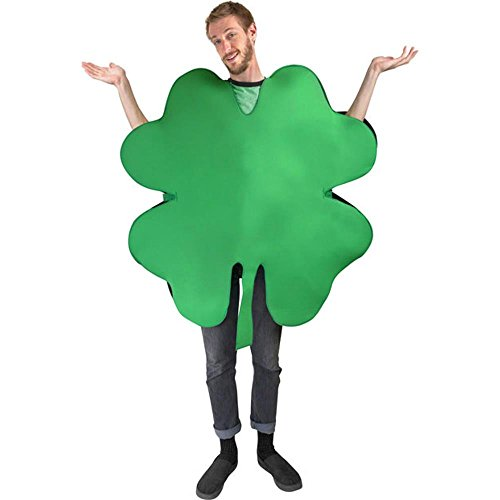 Four Leaf Clover Costume (Four Leaf Clover Adult)