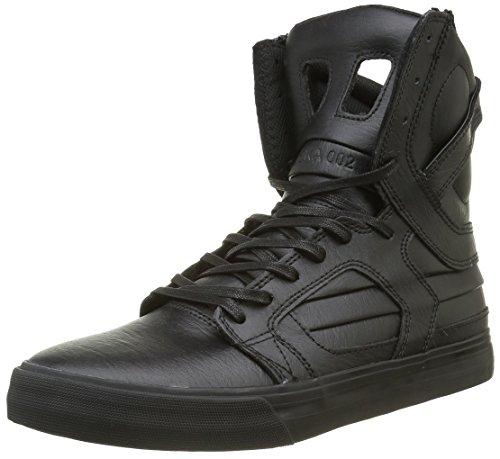 Supra Skytop Ii - Zapatillas Hombre Noir (Black Black Red)