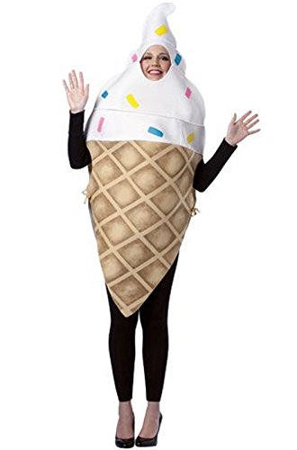 ice cream cone costume - 1