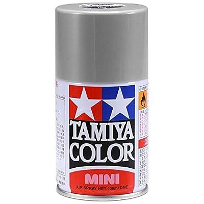 Tamiya America, Inc Spray Lacquer TS-17 Alum Silve, TAM85017: Toys & Games