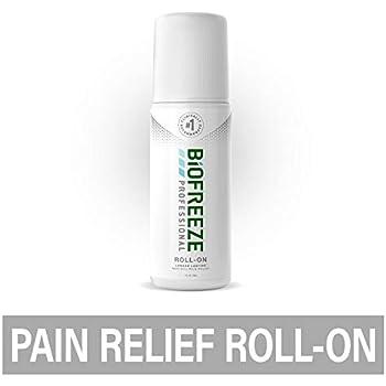 Amazon.com: Biofreeze Pain Relief Gel, 4 oz. Tube (Packaging ...
