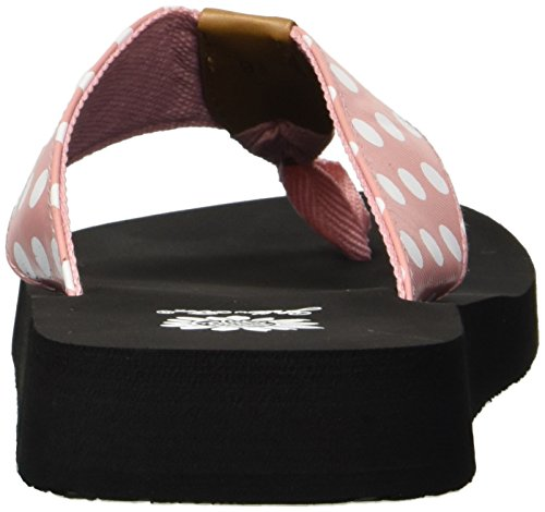 Zadie Pink Flop Women's Box Yellow Flip 1qECwgnxx0