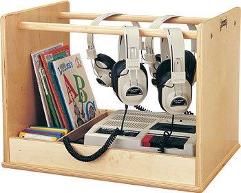 Jonti Craft Audio Caddie w Storage