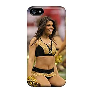 QpRDZ8645HsitU AlisaDepartment Awesome Case Cover Compatible With Iphone 5/5s - New Orleans Saints Cheerleaders 2013 Roster