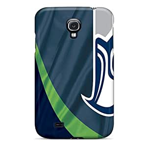 New Arrival Cases Covers With UNj13063HzIu Design For Galaxy S4- Seattle Seahawks Black Friday