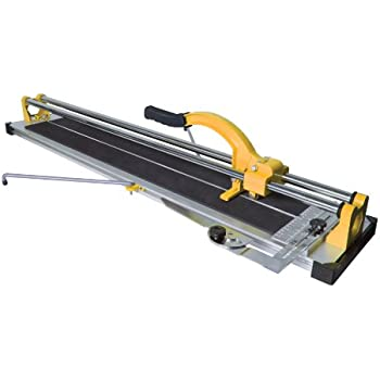 QEP 10630Q 24-Inch Manual Tile Cutter with Tungsten Carbide Scoring ...