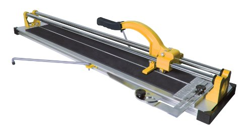 QEP 10630Q 24-Inch Manual Tile Cutter with Tungsten Carbide Scoring Wheel for Porcelain and Ceramic Tiles
