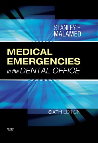 Medical Emergencies in the Dental Office Pdf