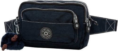 Kipling Multiple Waistbag,True Blue,One Size, Bags Central